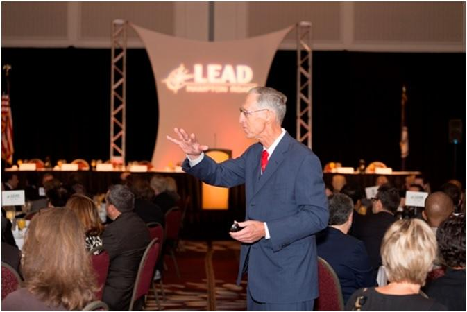 LEAD Hampton Roads Signature Class Collaborates with ODU on State of the Region