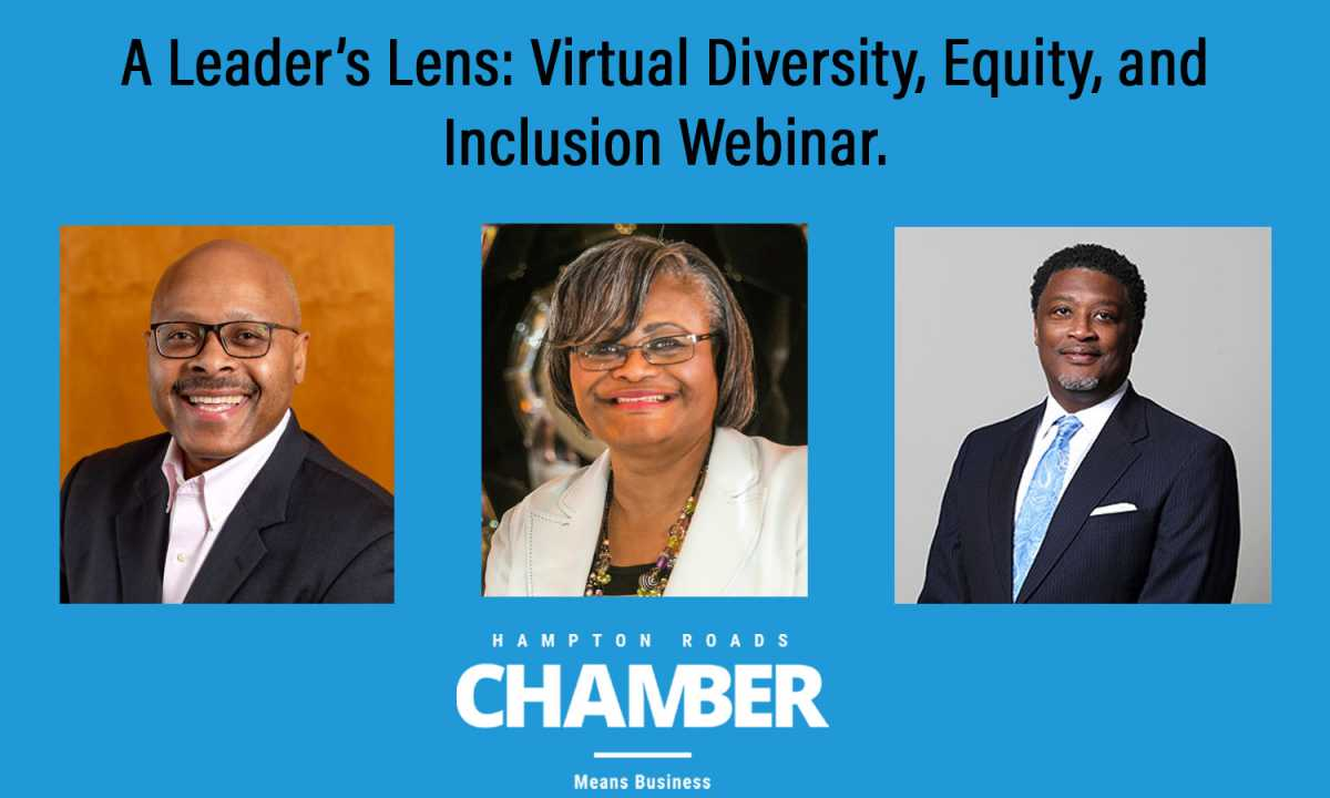 A Leader's Lens: Virtual Diversity, Equity, and Inclusion Webinar