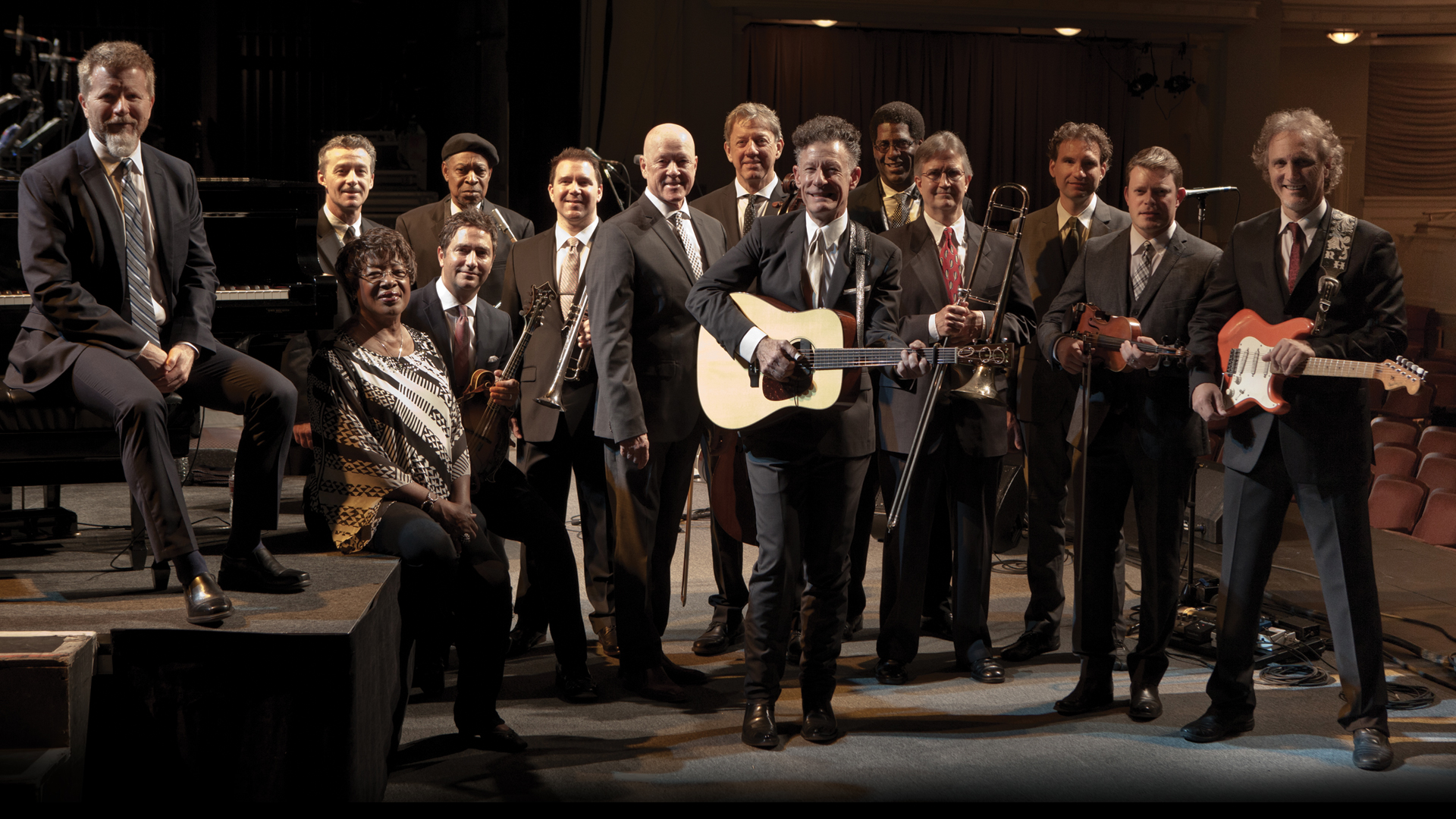 Cox Charities Benefit Concert to feature Lyle Lovett and His Large Band