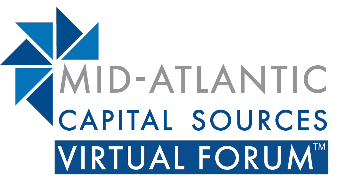 2021 Mid-Atlantic Capital Sources Virtual Forum Information
