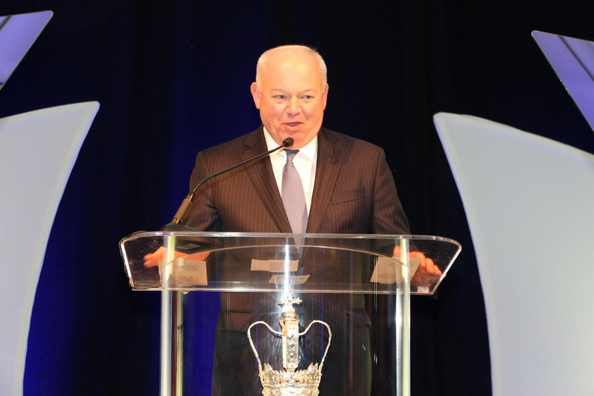 Mayor Paul Fraim Gives His Final Hampton Roads Chamber of Commerce State of the City Address