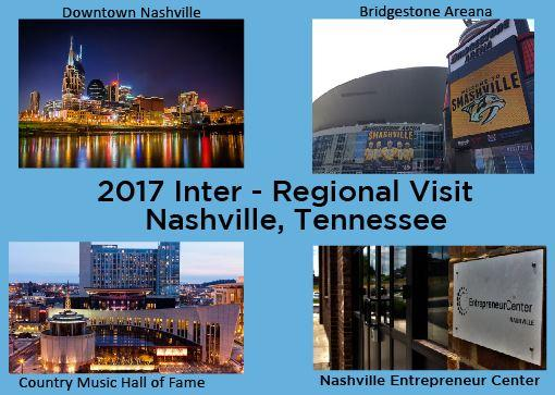 Join the Hampton Roads Chamber for an Inter - Regional Visit to Nashville, Tennessee on November 28th - 30th