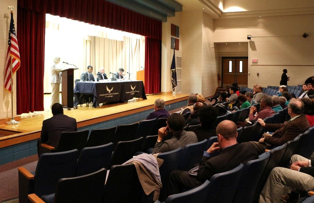 Norfolk Division of the Chamber Hosts Candidate Forums