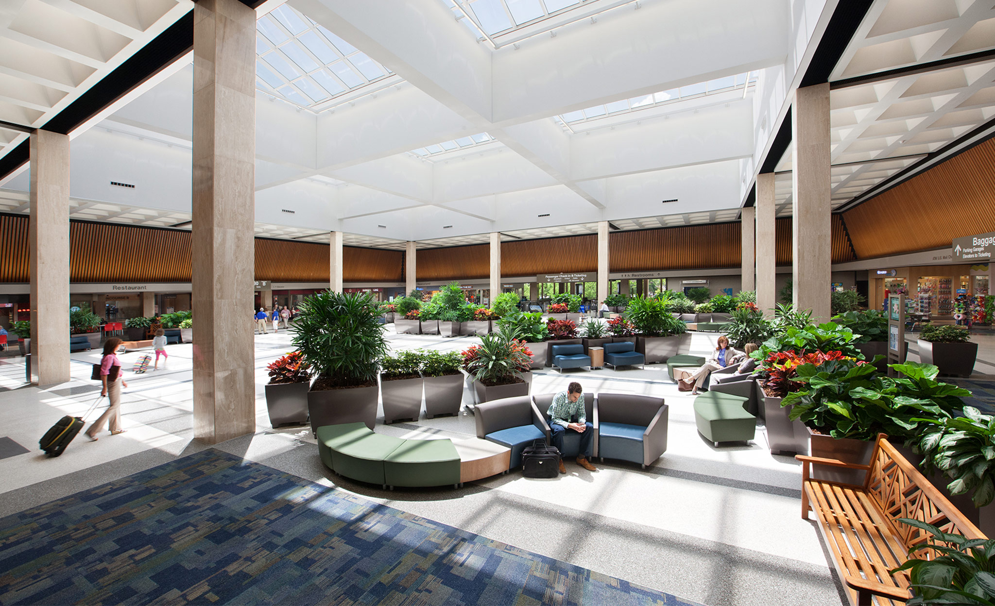 Axis Global Enterprises Awarded Norfolk International Airport Contract
