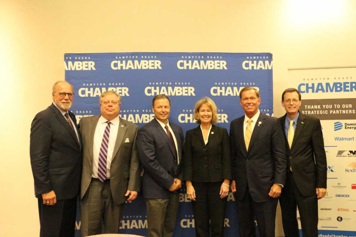 Hampton Roads Chamber Regional Board talks Transportation