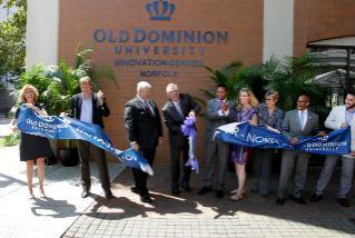 Launch of ODU Innovation Center - Norfolk Elicits Praise from Governor McAuliffe