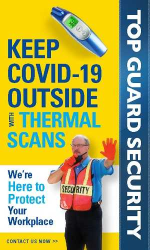 Top Guard Security is Here to Help During COVID-19