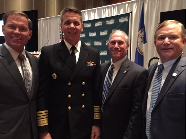 Admiral Philip Davidson, Commander, U.S. Fleet Forces Command Gives Special Veterans Day Address