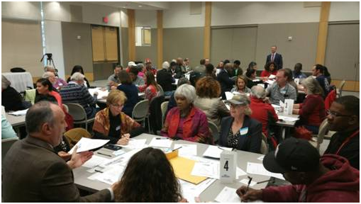Portsmouth Members Participates in Portsmouth Comprehensive Plan Update Workshops