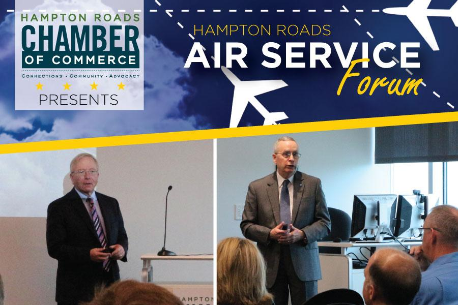 Hampton Roads Air Service Forum