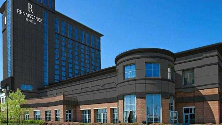 Portsmouth Renaissance Hotel about to undergo extensive renovations, modern look