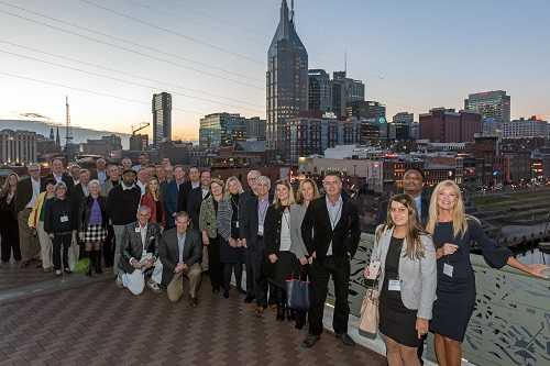 2017 Hampton Roads Chamber's Inter-Regional Visit to Nashville