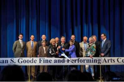 Goode Fine and Performing Arts Center Opens at Virginia Wesleyan University
