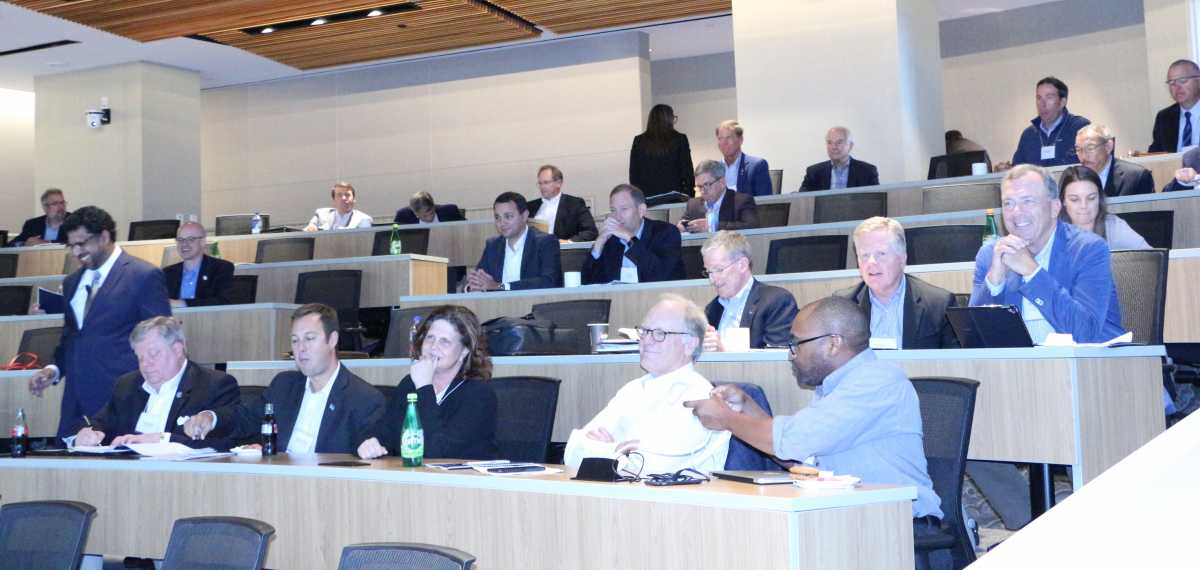 Hampton Roads and Richmond Collaborative Visit, the Makings of a Mega-region