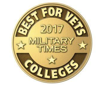 Saint Leo University Named to Best for Vets List by Military Times