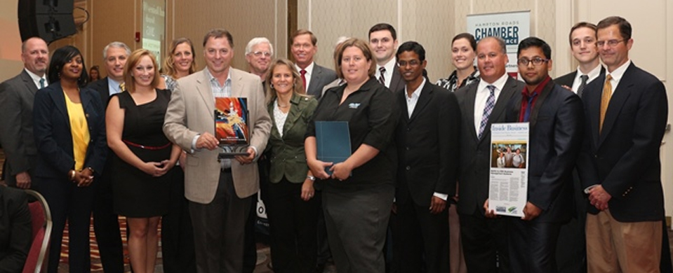 BizWiz by KBH Business Management Systems Named Hampton Roads Small Business of the Year