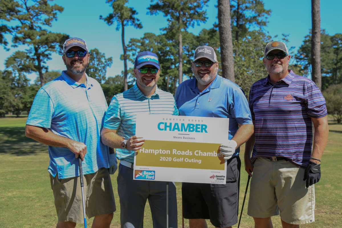 Hampton Roads Chamber Golf Outing