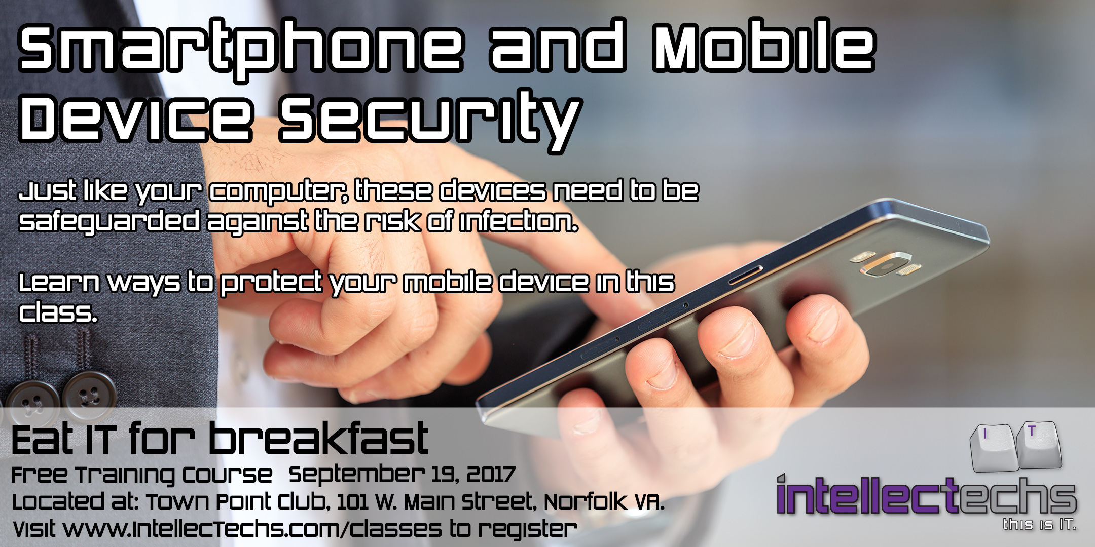 Smartphone & Mobile Device Security