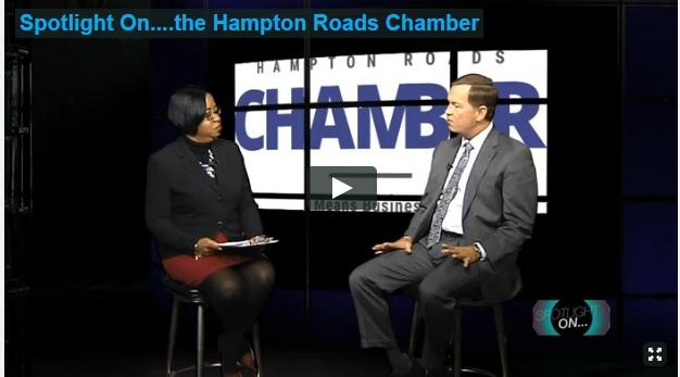 Hampton Roads Chamber Featured on Cox Communications Spotlight On...