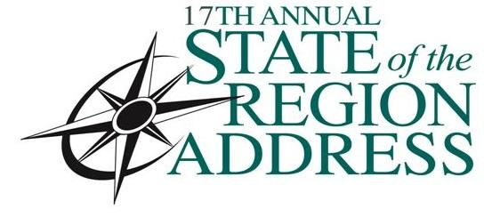 Don't miss the 2016 State of the Region Address