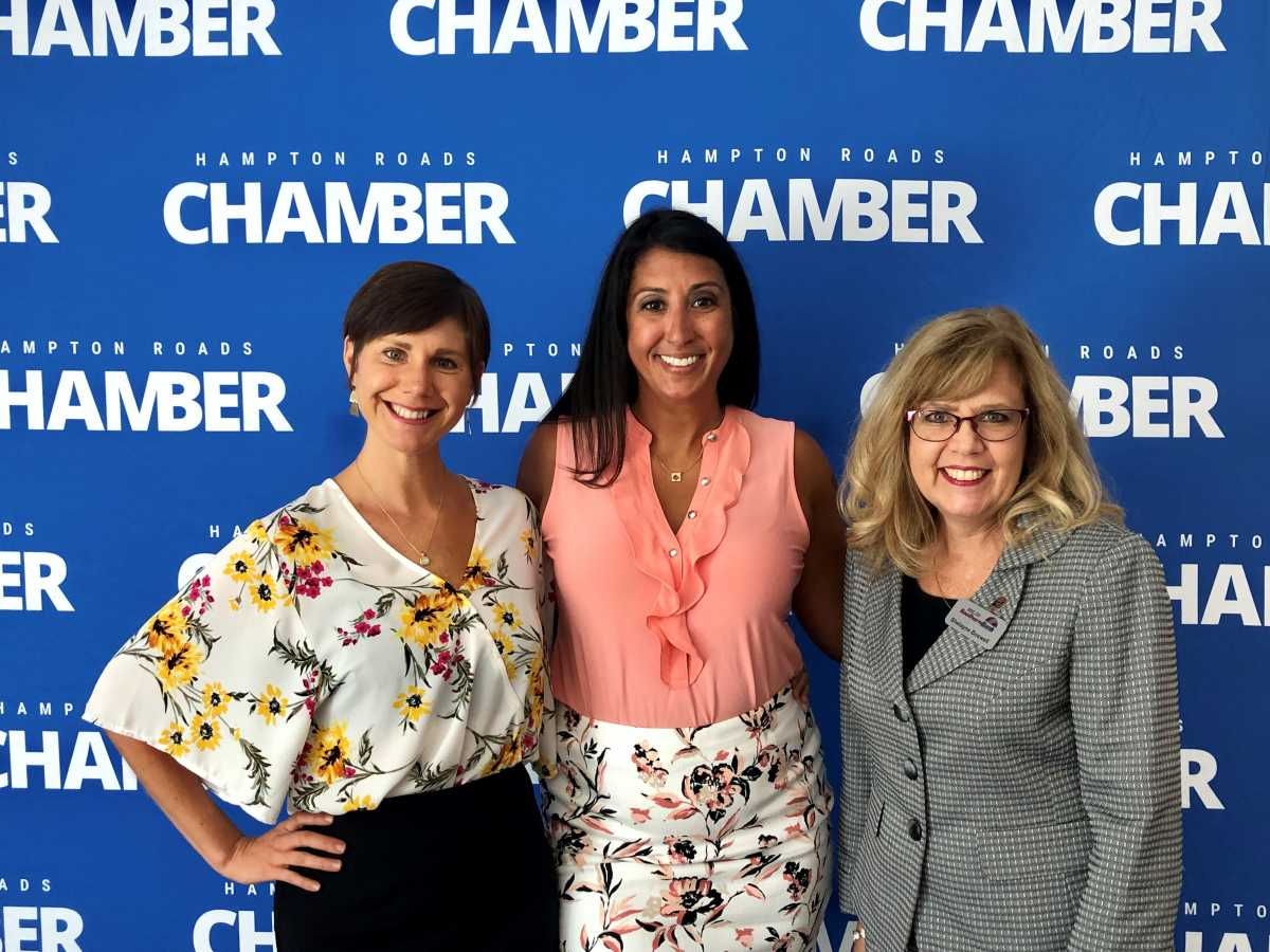 Chamber Education Series: Courtney LaLonde