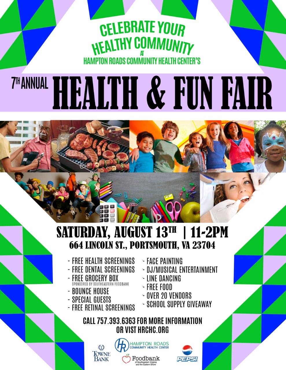 7th Annual Health & Fun Fair