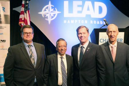 State of the Region Address Offers Positive Outlook for Hampton Roads