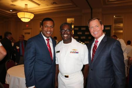 Hampton Roads Chamber of Commerce Military Recognition Reception