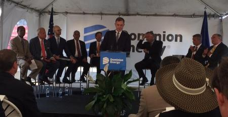 Dominion Energy Moving Forward on Offshore Wind Project