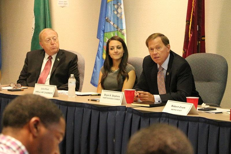 Hampton Roads Chamber Participates in Transportation Panel Discussion