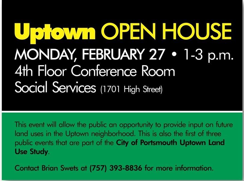Uptown Open House