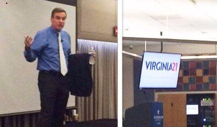 Virginia 21 with Senator Mark Warner
