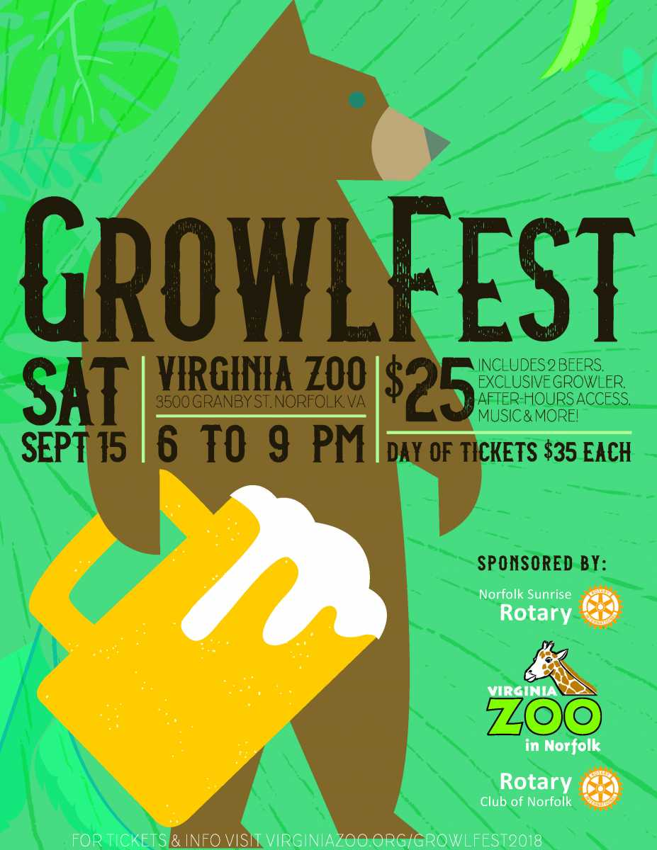 Growl Fest Returns for Third Year at Virginia Zoo