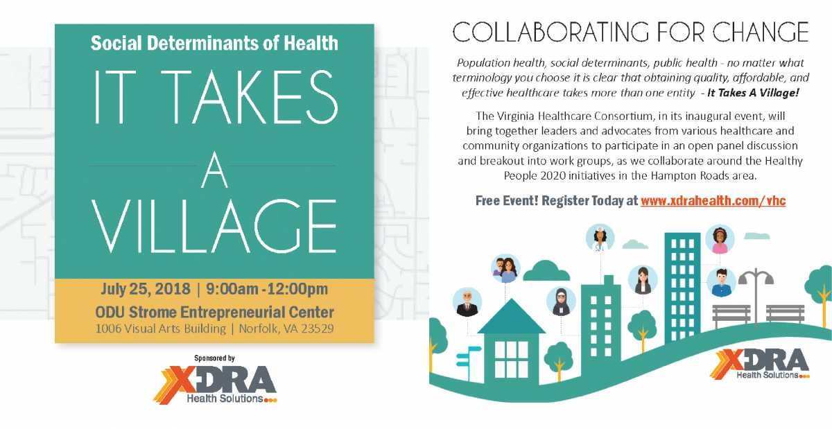 The Virginia Healthcare Consortium Presents: